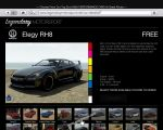 gta 5 vehicle Annis Elegy RH8 thumb