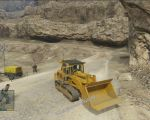 gta 5 vehicle HVY Dozer thumb