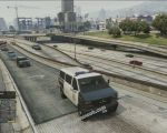 gta 5 vehicle Police Transporter thumb