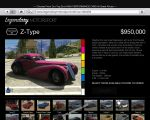gta 5 vehicle Truffade Z-Type thumb