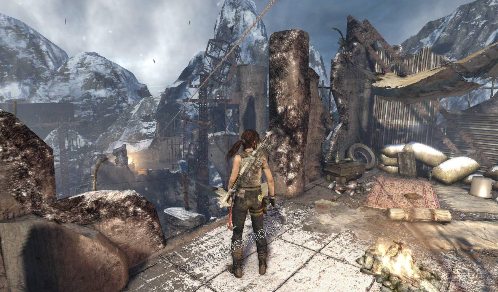 Base Exterior Treasure Map Gosunoob Com Video Game News