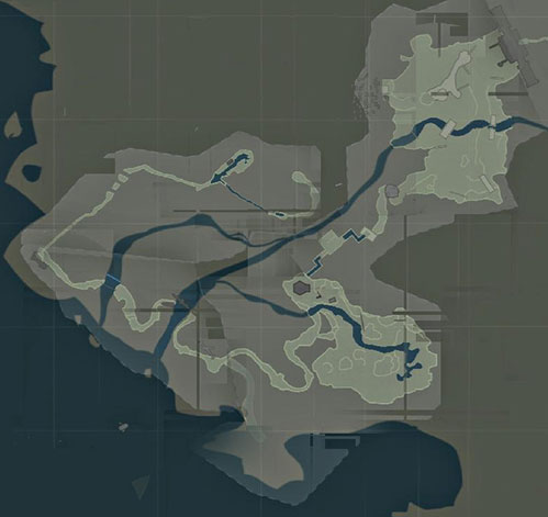 Tomb Raider Coastal Forest Map of Collectible Locations - GosuNoob ...