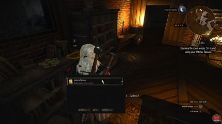 Family Matters Witcher  Search Room