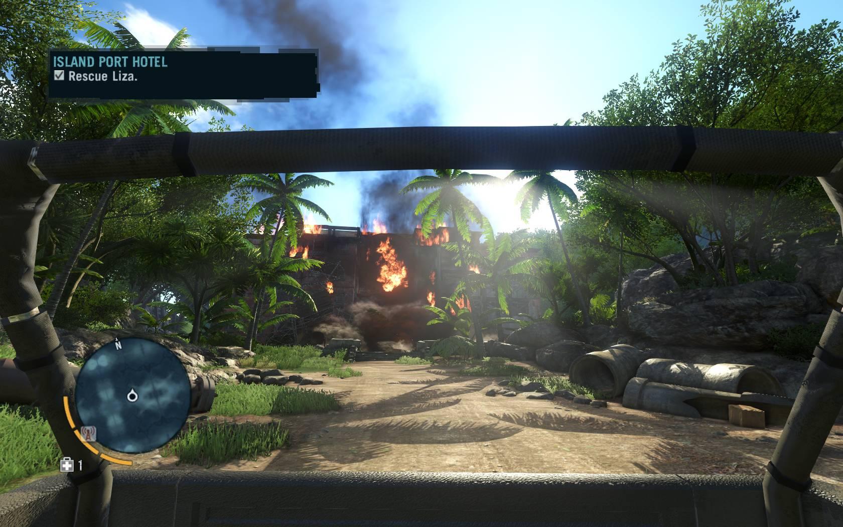 Far Cry 3 Island Port Hotel Gosunoob Com Video Game News Guides