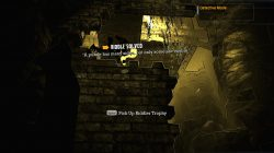 Batman Arkham Asylum Main Sewer Junction riddle solved 2