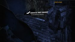 Batman Arkham Asylum Main Sewer Junction riddle trophy 2