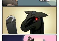 Dorkly Skyrim comic