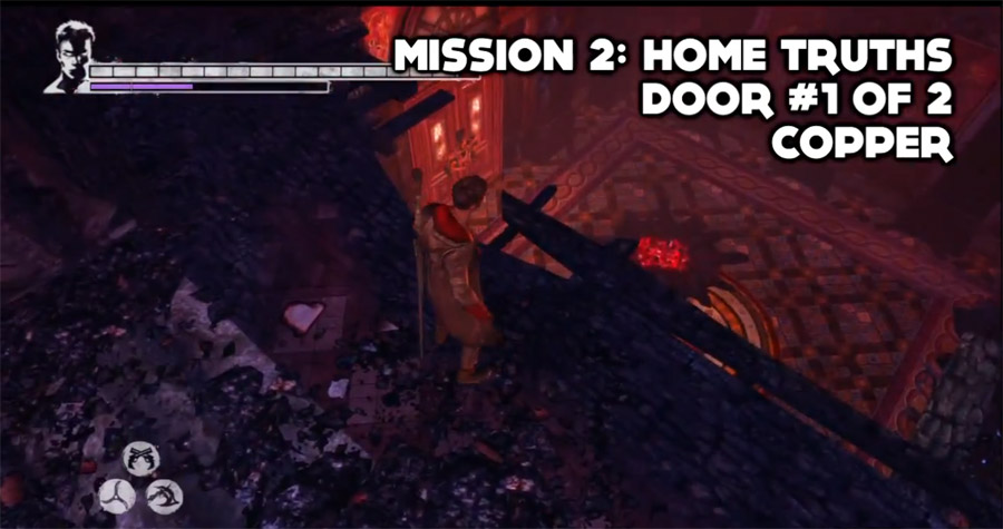 dmc secret mission 2