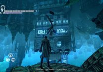 DMC Gold Key Location Mission 9