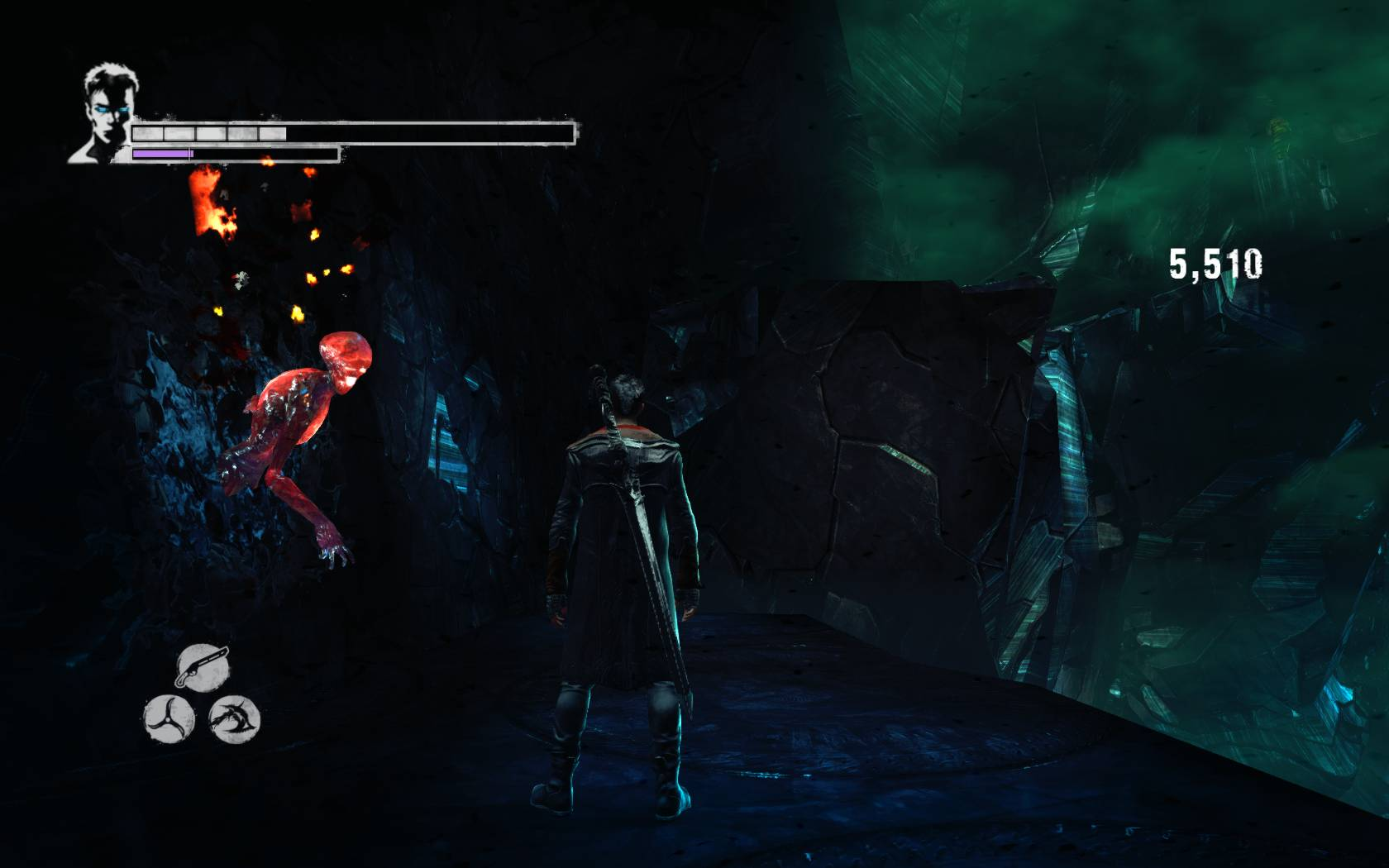 Lost Souls DMC Devil May Cry Mission 18