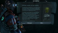 Artefact Location 1 Dead Space 3 Chapter 18 Image6