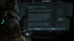 Dead Space 3 Artifact 3 Location Chapter 9 Image12