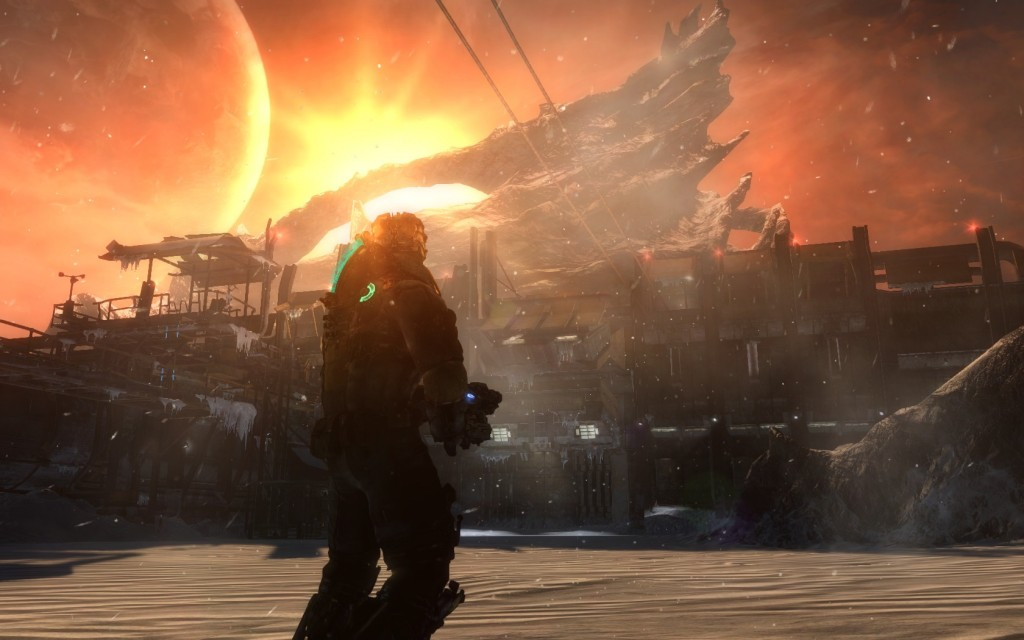 Dead Space 3 Log Locations Chapter 9