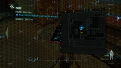 crysis 3 datapad misson 1