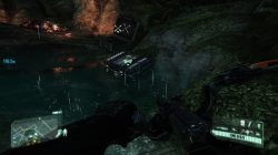 crysis 3 mission 3 nanosuit upgrade location
