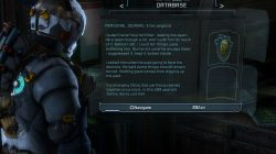 Dead Space 3 Artifact 1 Chapter 4 Image5