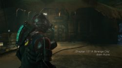 Dead Space 3 Artifact Location 1 Chapter 17 Image1