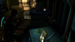 Dead Space 3 Chapter 1 Log 2 Image 1
