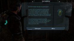 Dead Space 3 EarthGov Artifact 01 1
