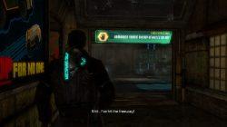 Dead Space 3 EarthGov Artifact 01 2