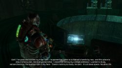 Final Dead Space 3 Log Image4