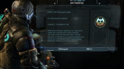 Dead Space 3 Log Location 10 Chapter 14 Image4