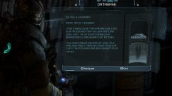 Dead Space 3 Log Location 11 Chapter 9 Image4