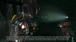 Dead Space 3 Log Location 1 Chapter 18 Image2