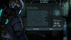 Log Location Dead Space 3 Chapter 3 Image4