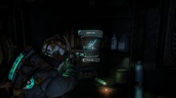 Log Location Dead Space 3 Chapter 3 Image3