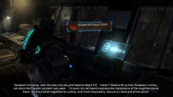 Daed Space 3 Log Location 2 Chapter 9 Image4