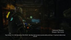 Dead Space 3 Log Location 4 Chapter 14 Image2