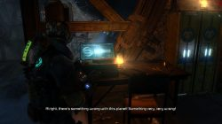 Dead Space 3 Log Location 6 Chapter 9 Image3
