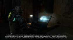Dead Space 3 Log Location 7 Chapter 14 Image4