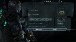 Dead Space 3 Log Location 8 Chapter 14 Image6