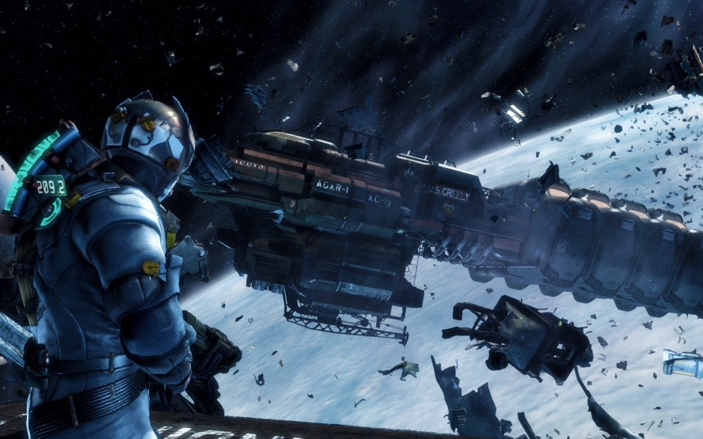 C.M.S.  Greely Dead Space 3