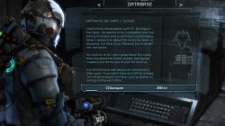 Dead Space 3 Artifact 4 Chapter 4 Image8