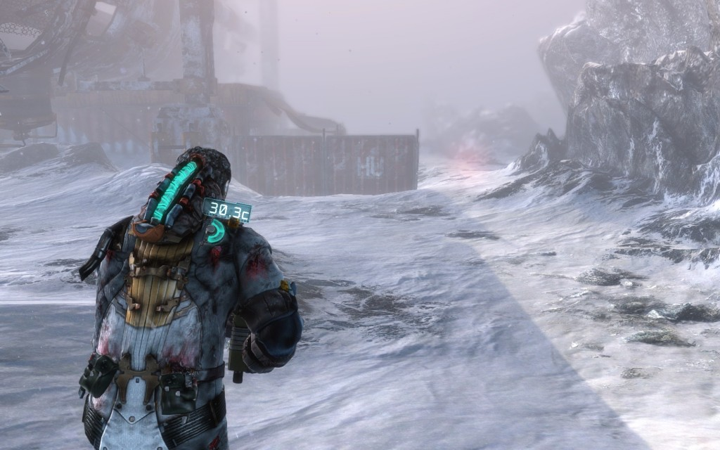 Log 1 Location Chapter 8 Dead Space 3 Image2