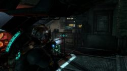 Log 1 Location Dead Space 3 Chapter 5 Image3