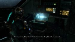Log 1 Location Dead Space 3 Chapter 5 Image4