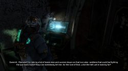 Dead Space 3 Log 2 Location Chapter 4 Image3