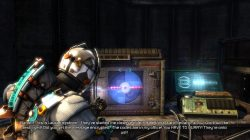 Dead Space 3 Log 5 Location Chapter 4 Image4