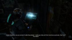 Dead Space 3 Log 6 Location Chapter 5 Image4