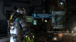 Logs 1 Dead Space 3 Chapter 4 Image1
