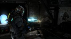 Log Location Dead Space 3 Chapter 6 Image6