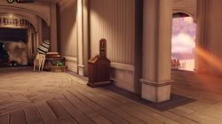 Bioshock Infinite Kinetoscope 1 Battleship Bay