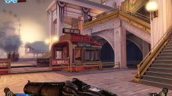Bioshock Infinite Telescope Battleship Bay
