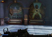Bioshock Infinite Kinetoscope Monument Island Gateway
