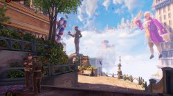 Bioshock Infinite Voxophone 4 Welcome Center
