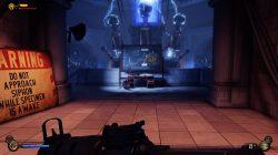 Bioshock infinite voxophones Monument Tower